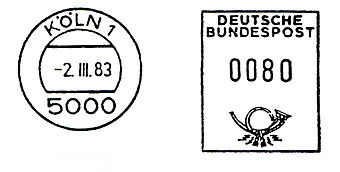 Germany stamp type NA17.jpg