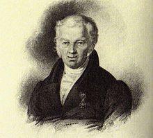 Franz Joseph von Gerstner (1833) (Quelle: Wikimedia)