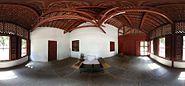 Ghandhi's Room at Sabarmati Gandhi Asharam, Ahmedabad