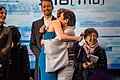 Ghost In The Shell World Premiere Red Carpet- Scarlett Johansson & Momoi Kaori (36695947354).jpg