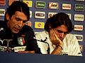 Gianluigi Buffon and Salvatore Sirigu.jpg