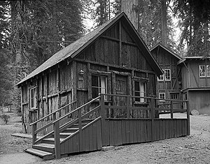 Giant Forest Lodge Historic District - Cabin A, Giant Forest Lodge