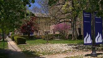 College of New Rochelle - Image: Gill 4