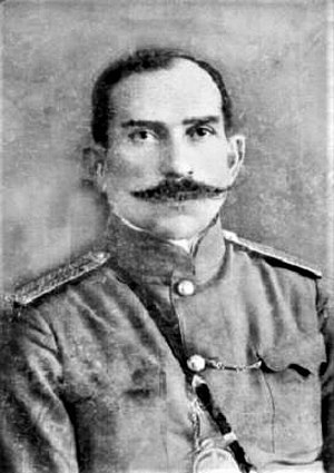 Georgia (country) - General Mazniashvili