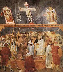 Giotto di Bondone: Verification of the Stigmata