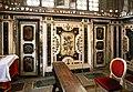 Giovanni battista balatri, specchiature marmoree con le virtù mariane, 1671, 02.jpg