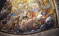 Giovanni coli e filippo gherardi, gloria di san regolo, affreschi del catino absidale del duomo di lucca, 1681, 08.JPG