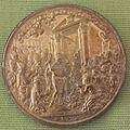 Giovanni hamerani, clemente X apre la porta santa, 1675.JPG