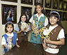 Girl Scouts at JPL