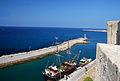 Girne Festung alte Hafeneinfahrt.jpg