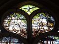 Gisors (27), collégiale St-Gervais-et-St-Protais, 2e collatéral sud du chœur, verrière n° 10 - vie de la Vierge 2.jpg