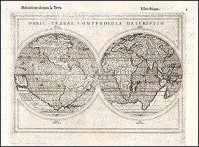 Giuseppe Rosaccio, Orbis Terrae Compendiosa Descriptio Publication, Venice, 1598.jpg