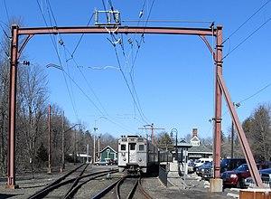 Peapack-Gladstone, New Jersey - Gladstone NJT terminus