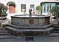 Gmunden - Brunnen, Marktplatz.JPG