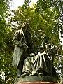 Goe.Gauss.Weber.Denkmal.Wall.Bürgerstr.detail.02.JPG
