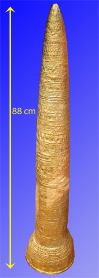 Golden Cone of Ezelsdorf-Buch - The Golden Cone of Ezelsdorf-Buch