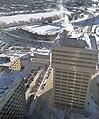 Goldeyes Baseball Club from Toronto-Dominion Centre, 201 Portage Ave, Winnipeg - panoramio.jpg