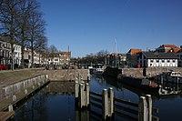 Gorinchem - rijksmonument 16641 - Lingehaven 20120311.jpg