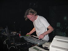 Goto80 performing in 2006