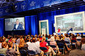 Governor of Florida Jeb Bush 1 at New Hampshire Education Summit The Seventy-Four August 19th, 2015 by Michael Vadon 06.jpg