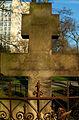 Grabmal des Wassiliy Gawrilow Neustädter Friedhof Hannover Rückseite nach Entfernung von Eibe Inschrift.jpg