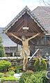 Gradenegg - Pfarrkirche -Kruzifix.JPG