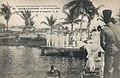 Grand-Bassam-14 juillet 1905-Courses en baquet sur la lagune.jpg