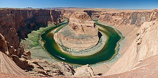 Horseshoe Bend (Arizona) des Colorado River
