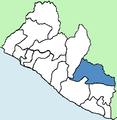 Grand Gedeh County Liberia locator.png