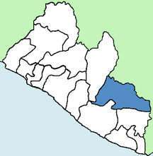 Grand Gedeh County