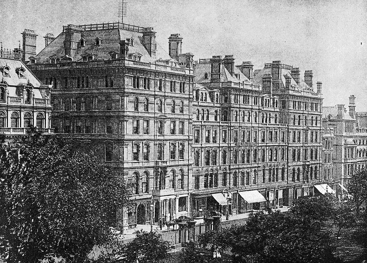 Grand hotel birmingham wikipedia for Grand hotel