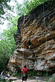 Grand Ledge Climbing 2008.JPG