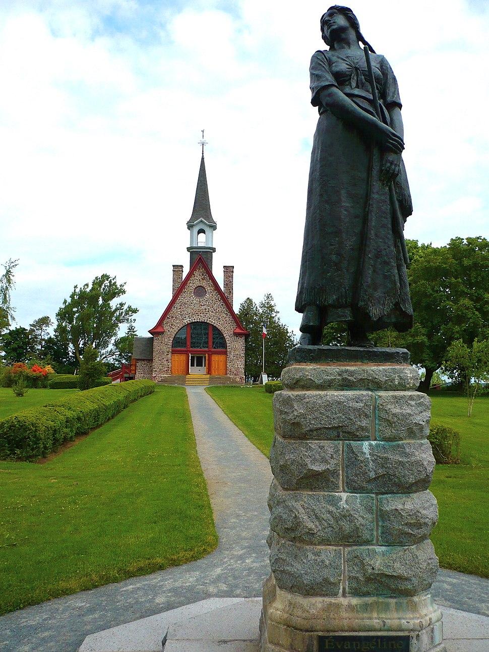Grand Pre, Nova Scotia