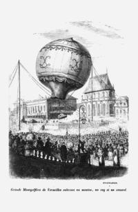 Les Ballons : histoire de la locomotion aérienne depuis son origine jusqu'à nos jours cover
