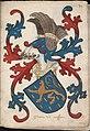 Graue van Nassou - Graaf van Nassau - Count of Nassau - Wapenboek Nassau-Vianden - KB 1900 A 016, folium 35r.jpg