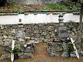 Grave of Yoshinari and Nagayoshi Mori at Kajō-ji.jpg
