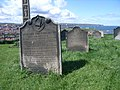 Gravestones in the churchyard - geograph.org.uk - 1423461.jpg