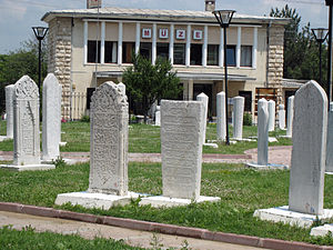 Selimiye Mosque - Image: Graveyard and museum at Selimiye Mosque