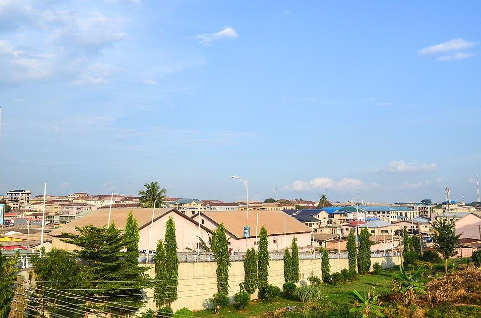 Gravity Road, Kumasi