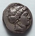 Greece, Metapontum, 4th century BC - Stater - 1916.991 - Cleveland Museum of Art.jpg