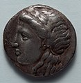 Greece, Miletus, 4th -2nd century BC - Tetradrachm- Phoenicia Standard (obverse) - 1916.993.a - Cleveland Museum of Art.jpg