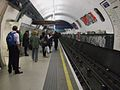 Green Park stn Piccadilly westbound look east.JPG