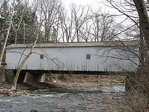 Green Sergeant's Covered Bridge - Green Sergeant's Covered Bridge