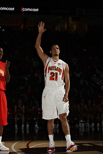 Greivis Vásquez - Vásquez introduced during Midnight Madness in 2009