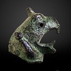 Griffin head-Sb 2890