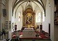 Großebersdorf - Kirche, Hochaltar.JPG