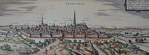 Timeline of Groningen - Groningen in the 16th century