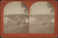 Group awaiting launch of rope ferry, from Robert N. Dennis collection of stereoscopic views.png