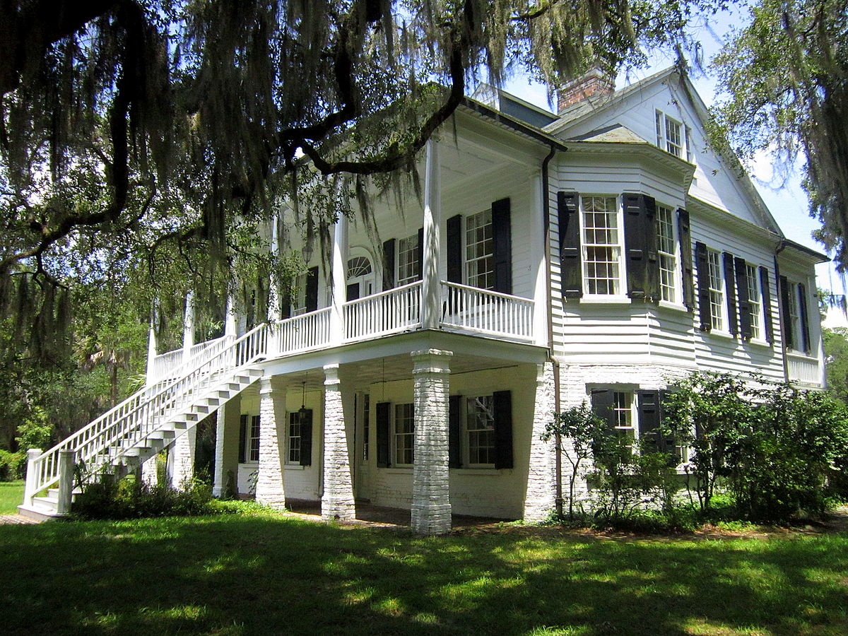 Grove plantation wikipedia for Antebellum homes