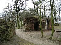 Ruiny kaplicy zamkowej